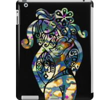 Hippy Chick iPad Case/Skin