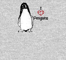 I Heart Penguins  Unisex T-Shirt