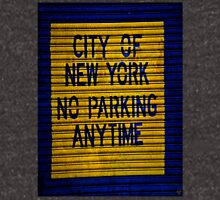 City of New York No Parking Any Time Hoodie