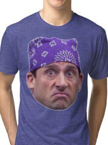 Pri$on Mik3 Tri-blend T-Shirt