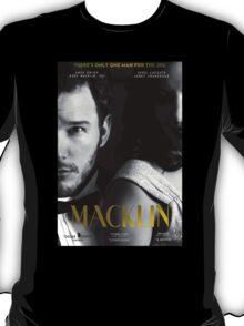 """""""Macklin"""" poster 2 T-Shirt"""