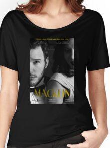 """""""Macklin"""" poster 2 Women's Relaxed Fit T-Shirt"""