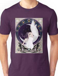 Fairy art nouveau Unisex T-Shirt
