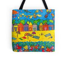 West Rosebud Tote Bag