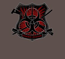 Zombie hunter shield Unisex T-Shirt