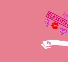 Classified Diary by brightgemini