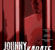 Johnny Karate poster by itsmadgical