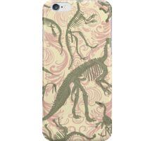 Paleontology Party iPhone Case/Skin