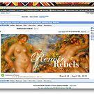 Renoir Rebels E-mail by Michelle Side