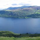 Derwent Water, Cumbria by rightonian