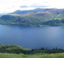 Derwent Water, Cumbria by rightonian