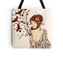 Come to life Tote Bag