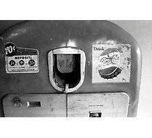 Pepsi, anyone?   Photographic Print