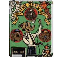 The Geek iPad Case/Skin