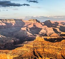 Grand Canyon Panorama 3 by eegibson