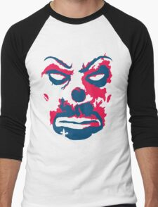 The Joker - bank mask Men's Baseball ¾ T-Shirt