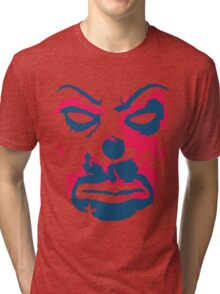 The Joker - bank mask Tri-blend T-Shirt