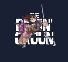 The Ragin' Cajun (Gambit; Purple Background) One Piece - Short Sleeve