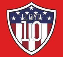 Carli Lloyd #10 | USWNT One Piece - Long Sleeve