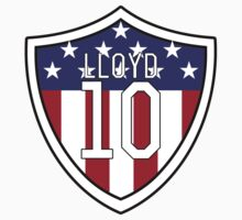 Carli Lloyd #10 | USWNT One Piece - Long Sleeve