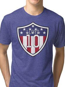 Carli Lloyd #10 | USWNT Tri-blend T-Shirt
