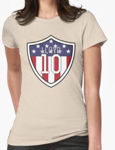 Carli Lloyd #10 | USWNT Womens Fitted T-Shirt