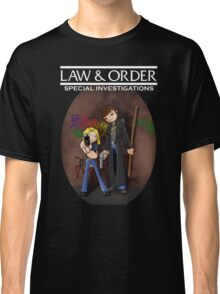 Dresden Files: Special Investigations Classic T-Shirt