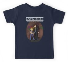 Dresden Files: Special Investigations Kids Tee