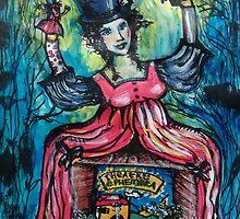 The Storyteller by Niki na Meadhra