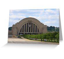 Cincinati Museum Center - Union Terminal Greeting Card
