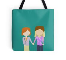 You're My Always - Willow & Tara Stylized Print Tote Bag