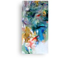 Crescendo , Abstract Leggings from original painting by Madeleine Kelly Canvas Print