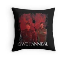Save Hannibal [v1]  Throw Pillow