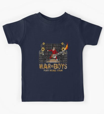 The Coma-Doof Warrior Rides Again! Kids Tee