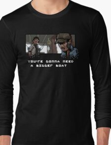 Smile You Son of a Pixel! Long Sleeve T-Shirt