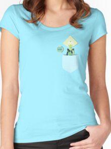 Little Peridot Women's Fitted Scoop T-Shirt