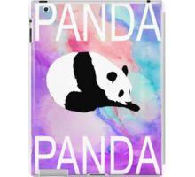 PANDA PANDA PANDA iPad Case/Skin