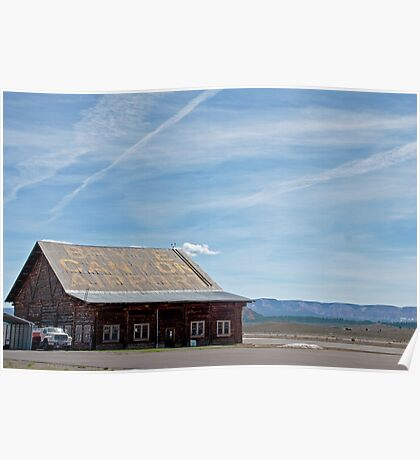 Bryce Canyon Airport Poster