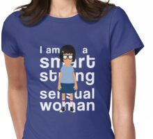 A Smart, Strong, Sensual Woman Womens Fitted T-Shirt