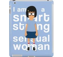 A Smart, Strong, Sensual Woman iPad Case/Skin