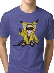Pika Ferret Tri-blend T-Shirt