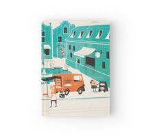 In the Town Square Hardcover Journal