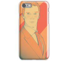 Captain Martin Crieff iPhone Case/Skin