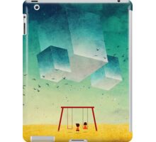 They're Coming (The Cubes) iPad Case/Skin