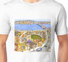 Riverside weekend Unisex T-Shirt