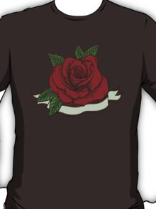 Tattoo Rose T-Shirt