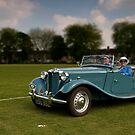 MG TD at Nantwich by Aggpup