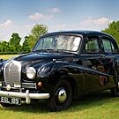 Austin A40 Somerset  by Aggpup