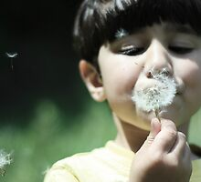 Making Wishes by Avena Singh