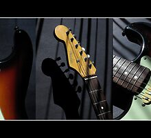 Guitar Icon : '62 Strat II by Nick Bland
